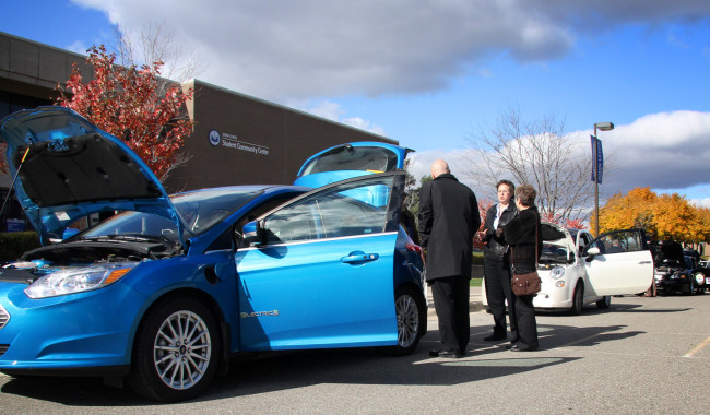 Read more about the article Michigan green mobility – moving technology, industry and education
