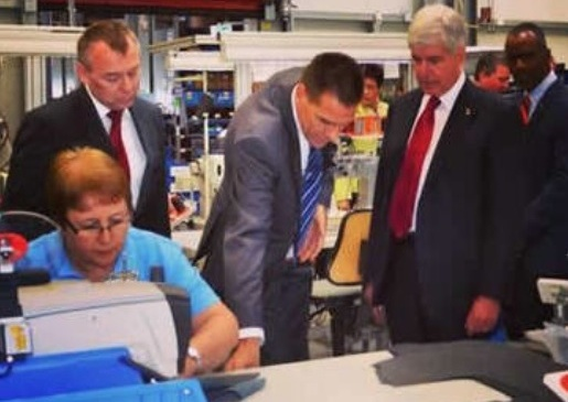 Read more about the article German Company Picks Michigan for Expansion, Job Creation