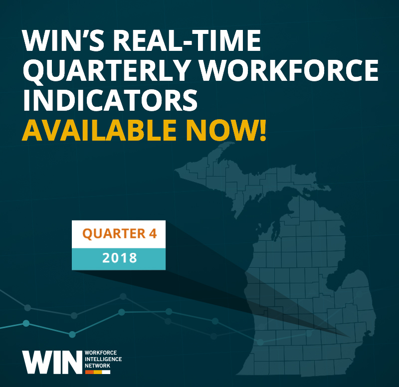 WIN Releases Q4 2018 Labor Market Report – Labor Force and Employment Reach Post-Recession High